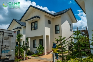 Rosario Model Unit - Morningfields Nuvali